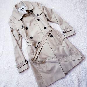 J. CREW Trench Coat